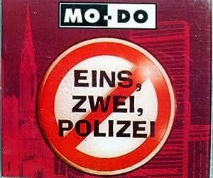 Eins, zwei, Polizei (7 versions, 1994, on Jive)