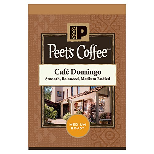 FLAVIA PEET'S COFFEE, Cafe Domingo , 18-Count Fresh Packs (Pack of 1) (Flavia Coffee Brewers compare prices)