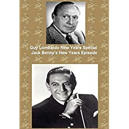 Guy Lombardo New Years Eve Special 1957 / Jack Benny's New Years Episode