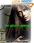 The Witch's Vampire (New Adult Parano...