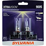 SYLVANIA 9005 XtraVision Halogen Headlight Bulb, (Contains...