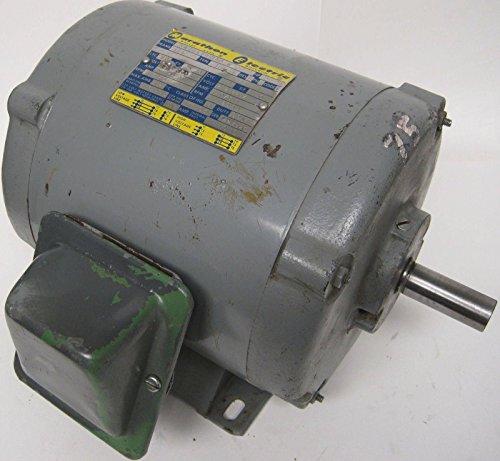 Marathon Electric 2Hp Three-Phase Ac Motor 5A184Tdriddw
