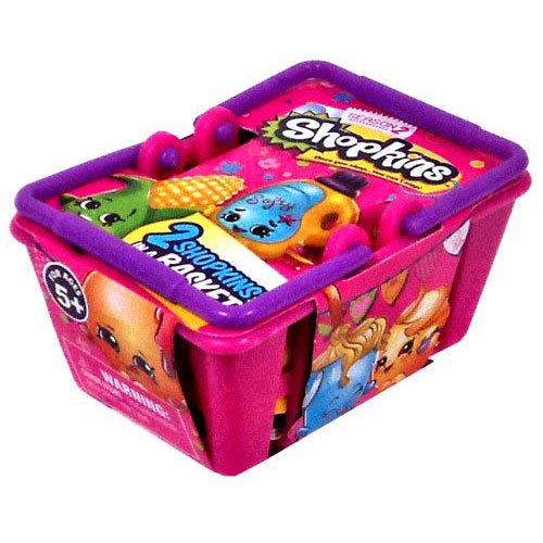 Shopkins Season 2: Two Shopkins in a Basket - 1
