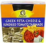 Gaea Sundried Tomato and Feta Cheese Tapenade 100 g (Pack of 6)