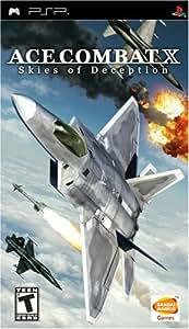 Ace Combat X: Skies of Deception - Sony PSP