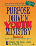 img - for Purpose Driven Youth Ministry Training Kit Facilitator's Guide book / textbook / text book