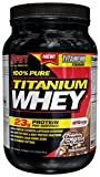 SAN 100% Pure Titanium Whey Rocky Road Supplement, Chocolate, 2 Pound
