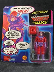 Electronic Talking Magneto X-men Action Figure