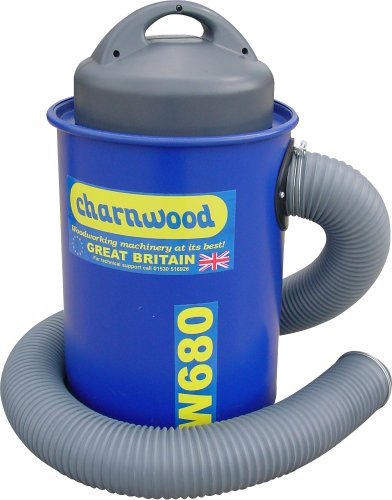 Charnwood W680 Fine Filter Dust  &  Chip Extractor