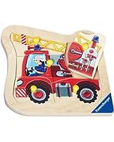 Ravensburger - 03664 6 - Il Camion dei Pompieri