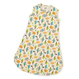 Summer Infant SwaddleMe Sack, Peek-a-Boo Safari, Medium
