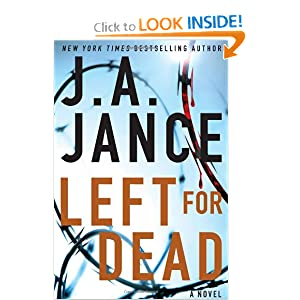 Left for Dead (Ali Reynolds) - J.A. Jance