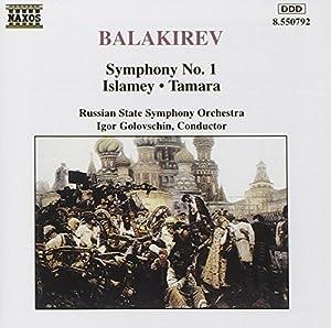 Symphony No. 1/Islamey