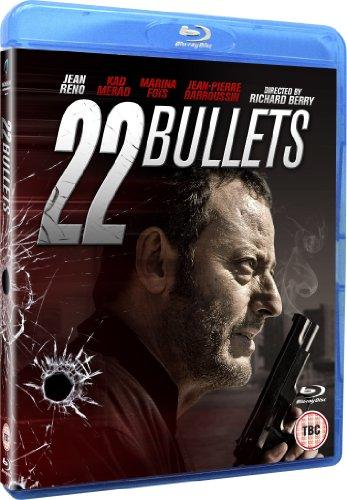 22 пули: Бессмертный / L'immortel (2010) BDRip [720p]