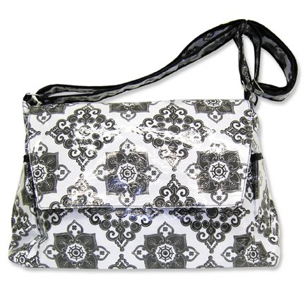 VERSAILLES MESSENGER DIAPER BAG - BABY DIAPER BAGS
