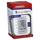 Omron Blood Pressure Monitor, Automatic, Upper Arm, 5 Series, 1 monitor