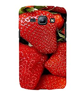 Ebby Premium Printed Mobile Back Case Cover With Full protection For Samsung Galaxy J1 (2016 Edition) (Designer Case)