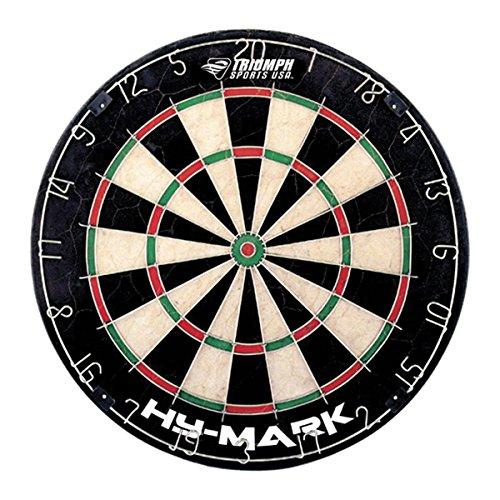 HyMark Advanced Level Bristle Dartboard