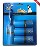 Pet Lint Roller, Lint Remover and Pet Hair Remover- Designed For Picking Up Dust, Dirt, Crumbs On Clothes, Furniture, Car and More - 4 Value Pack, - 100% Satisfaction Guaranteed!