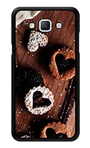 """Humor Gang Chocolate Heart Printed Designer Mobile Back Cover For """"Samsung Galaxy j5"""" (3D, Glossy, Premium Quality Snap On Case)"""