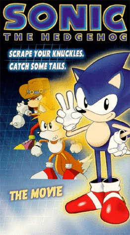 Sonic the Hedgehog: Movie (Dub)