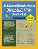 An Advanced Introduction to Calculus-Based Physics (Mechanics)