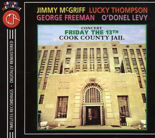CD : MCGRIFF,JIMMY / THOMPSON,LUCKY - Friday The 13th Cook Country