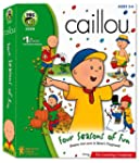Hb Caillou 4 Seasons of Fun