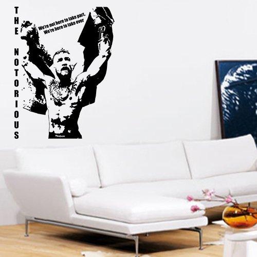 Conor McGregor-Adesivo decalcomania da parete