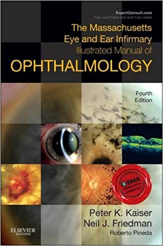 The Massachusetts Eye and Ear Infirmary Illustrated Manual of Ophthalmology, 4e