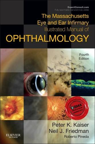 The Massachusetts Eye and Ear Infirmary Illustrated Manual of Ophthalmology, 4e PDF