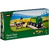 BRIO BRI-33404 Rail Farm Train