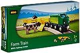 BRIO Rail Farm Train