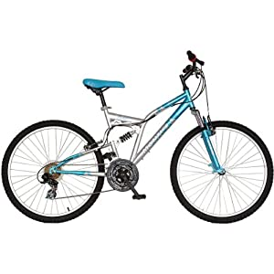 Mantis Orchid 26 Women's Full-Suspension Mountain Bike