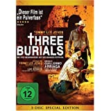 "Three Burials - Die drei Begr�bnisse des Melquiades Estrada - Special Edition [2 DVDs]von ""Tommy Lee Jones"""