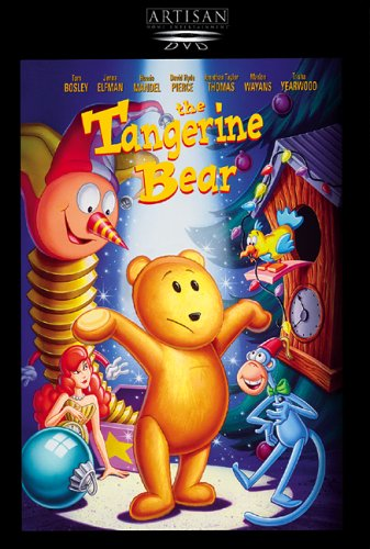 Tangerine Bear: Home in Time for Christmas [DVD] [Import]