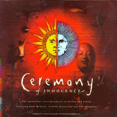 Ceremony of Innocence: Griffin and Sabine (PC Win 95 / MAC CD-Rom) (Griffin & Sabine for the '90s)