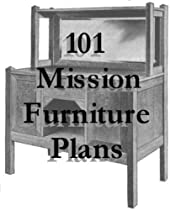 Cheap 101 Mission Furniture Plans You Can Build Sale