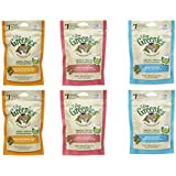 Feline Greenies Variety Pack of 6- 15oz