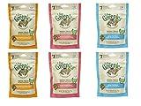 Feline Greenies Variety Pack of 6- 15oz