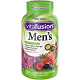 Vitafusion Men's Gummy Vitamins, 150 Count (Packaging May Vary)