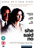 She Said No [DVD] [1990]