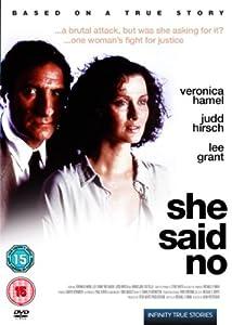 She Said No [DVD] [1990]