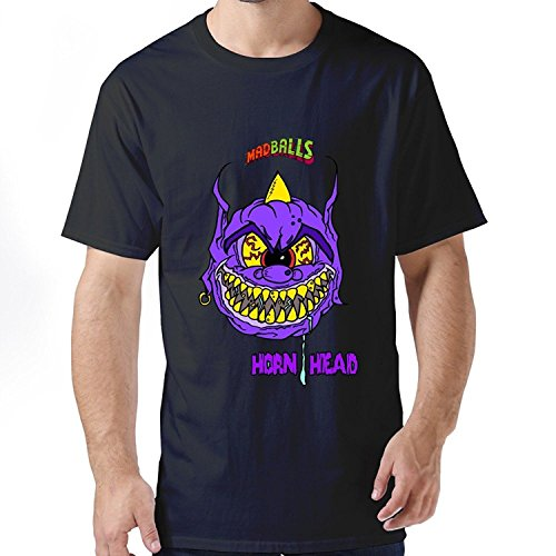 Mens Fashion Organic Cotton Madball T-shirt XXLarge