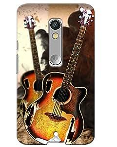 MobileGabbar Motorola Moto X Style Back Cover Printed Designer Hard Case