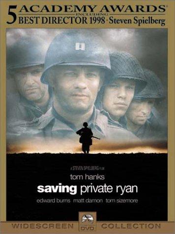 戦争映画の名作『プライベート・ライアン』の名言まとめ。