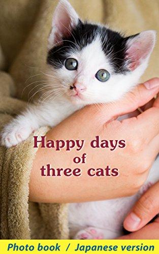 迷い猫プナと弟たち: ある家で出会った3匹の猫