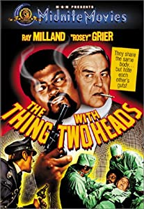 The Thing With Two Heads by MGM (Video & DVD)