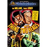 The Thing With Two Heads ~ Roosevelt Grier