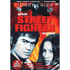 Sonny Chiba: Street Fighter Series movie